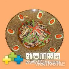 菜花香加盟图片