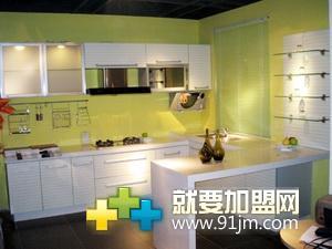 欧派厨柜加盟图片