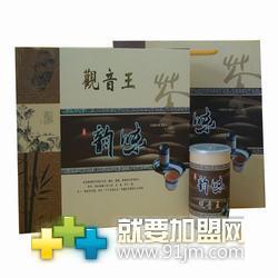 婀娜公主名茶加盟图片
