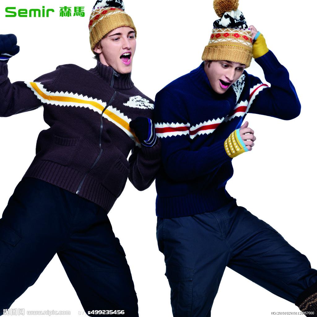 森马semir服装专卖店加盟