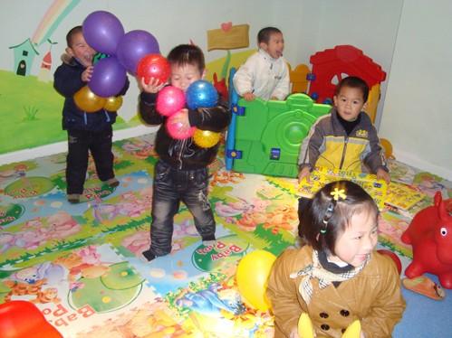 能量娃儿童学习馆加盟图片