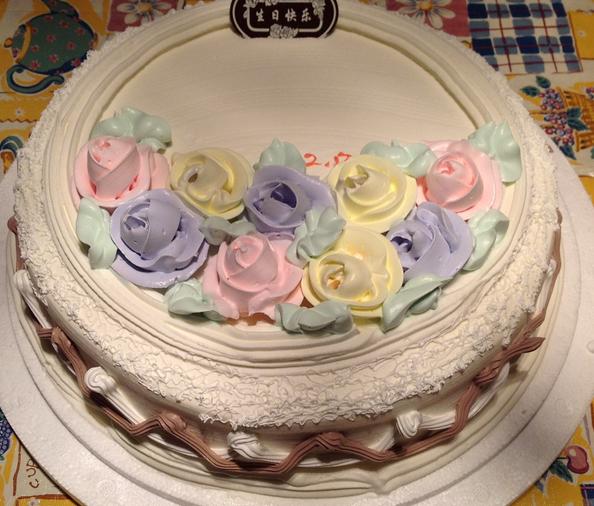 红宝石蛋糕好吃吗图片