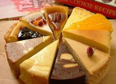 浮力森林蛋糕餐饮加盟店面案例_浮力森林蛋糕产品展示