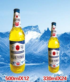 雪影啤酒加盟图片