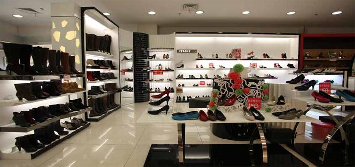 1,st&sat(星期六) 1994年,st&sat在中国大陆开创中国鞋业的第一家