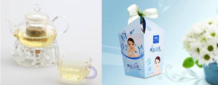 楚美人花草茶