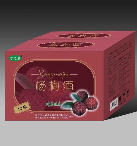 苏东庭杨梅酒加盟图片