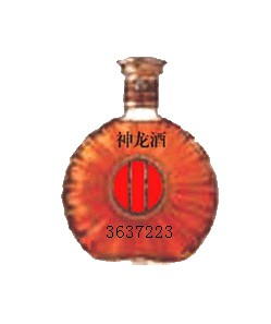 神龙极保健酒加盟图片
