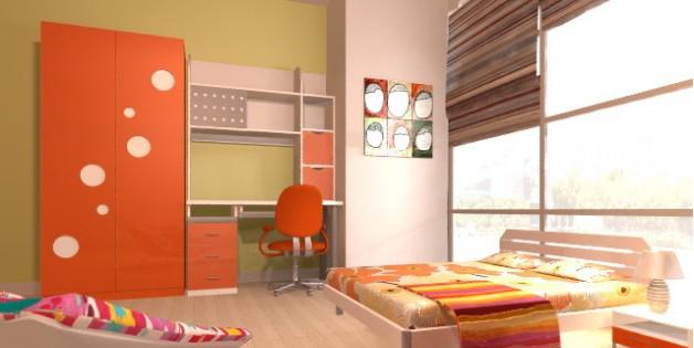 也是flexa芙莱莎儿童家具在北京