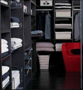 金柜整体衣柜加盟案例图片