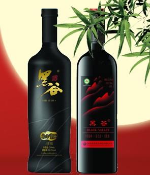 朱�q黑谷酒加盟图片