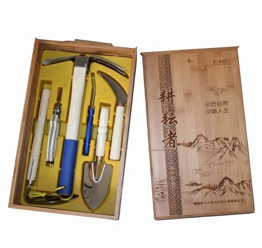 天沐良竹园艺工具加盟图片