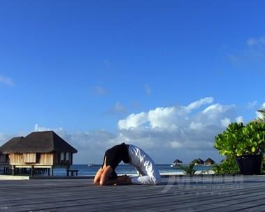 雨桐瑜伽馆加盟图片