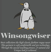 Winsongwiser万胜维男装加盟
