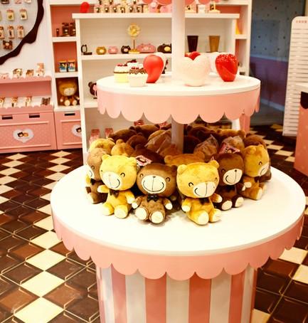 巧克力熊加盟图片