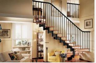 大家风范楼梯加盟图片