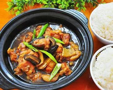 黄焖鸡米饭店