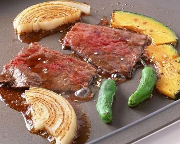 铁板烧烤加盟