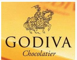 Godiva巧克力(li)