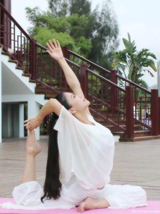 阿努萨拉瑜伽加盟图片