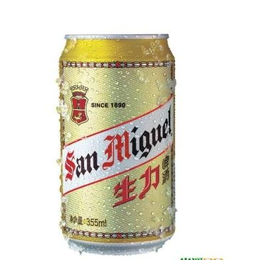 生力啤酒加盟图片