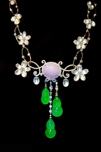 南亚珠宝加盟图片