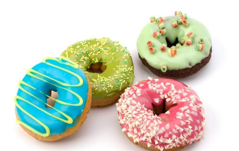 百滋百特甜甜圈加盟