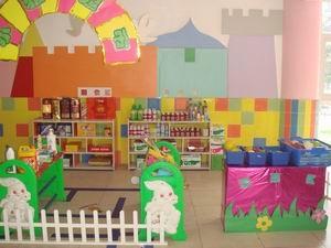 布朗幼儿园加盟图片