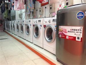 奇强洗衣加盟图片