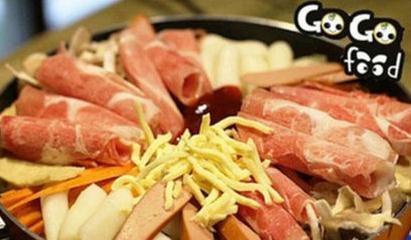gogofood韩式年糕火锅