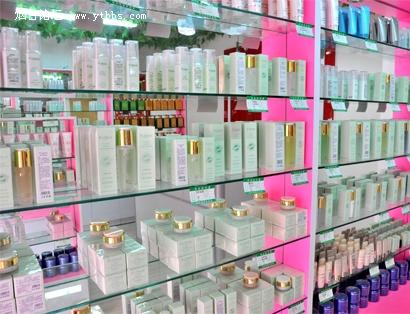 花果世界化妆品加盟图片