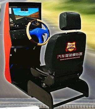 速驾F1汽车驾驶模拟器