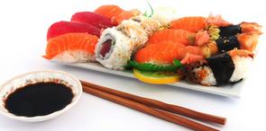 四海匯味壽司