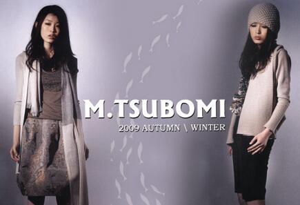 M.TSUBOMI女装加盟