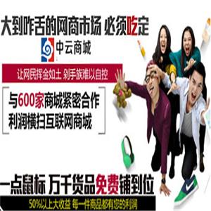 中云商城加盟图片