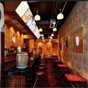 空瓶子酒吧加盟图片