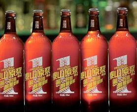 泰山原浆啤酒加盟图片