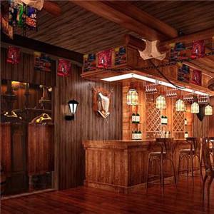 西部酒吧加盟图片