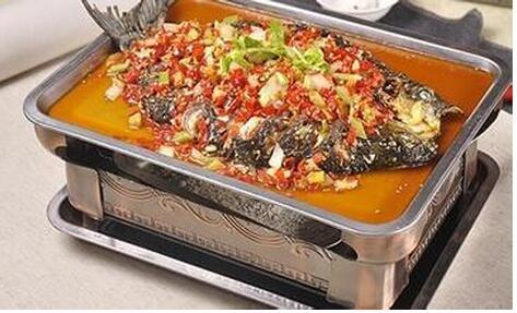 万州四川烤鱼