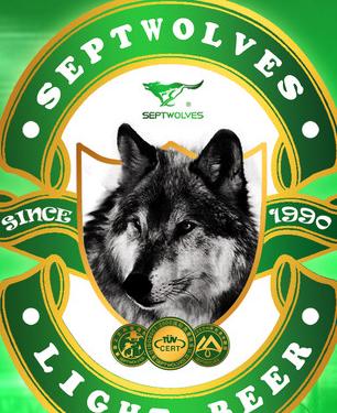 七匹狼啤酒加盟图片