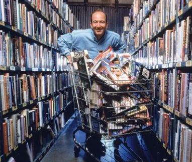 亚马逊书店加盟图片
