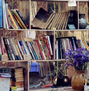 天堂时光旅行书店加盟图片
