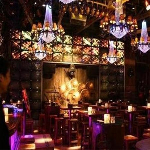 乱世佳人酒吧加盟图片