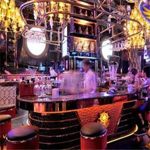加勒比酒吧加盟图片