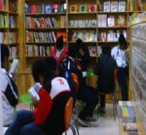 春雨书店加盟图片