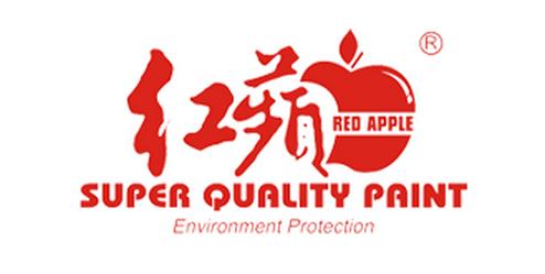 红苹果乳胶漆
