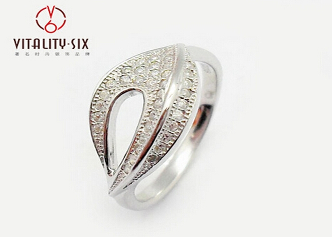 V6时尚银饰品加盟图片