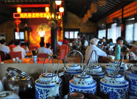 新粤茶餐厅加盟图片
