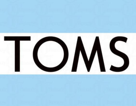 toms帆布鞋