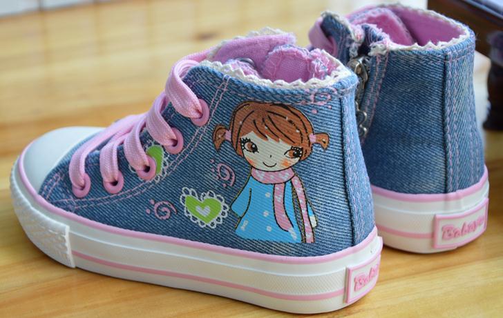芭芭鸭童鞋加盟